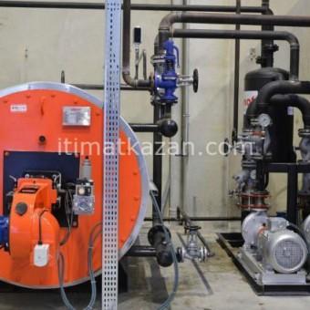 Diathermic Oil Boilers