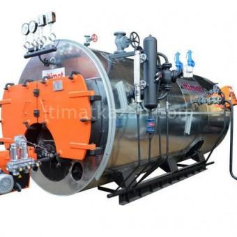 Gas & Oil Fired Steam Boiler