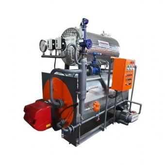 Water Tube Steam Generator