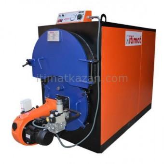 Three Pass Central Heating Boiler ERG series