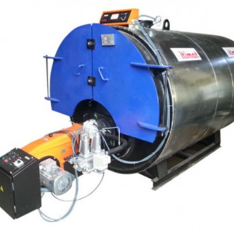Three Pass Gas & Oil Fired Central Heating Boilers