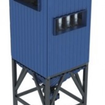 Fly Ash Collection Systems (Multi Cyclone)